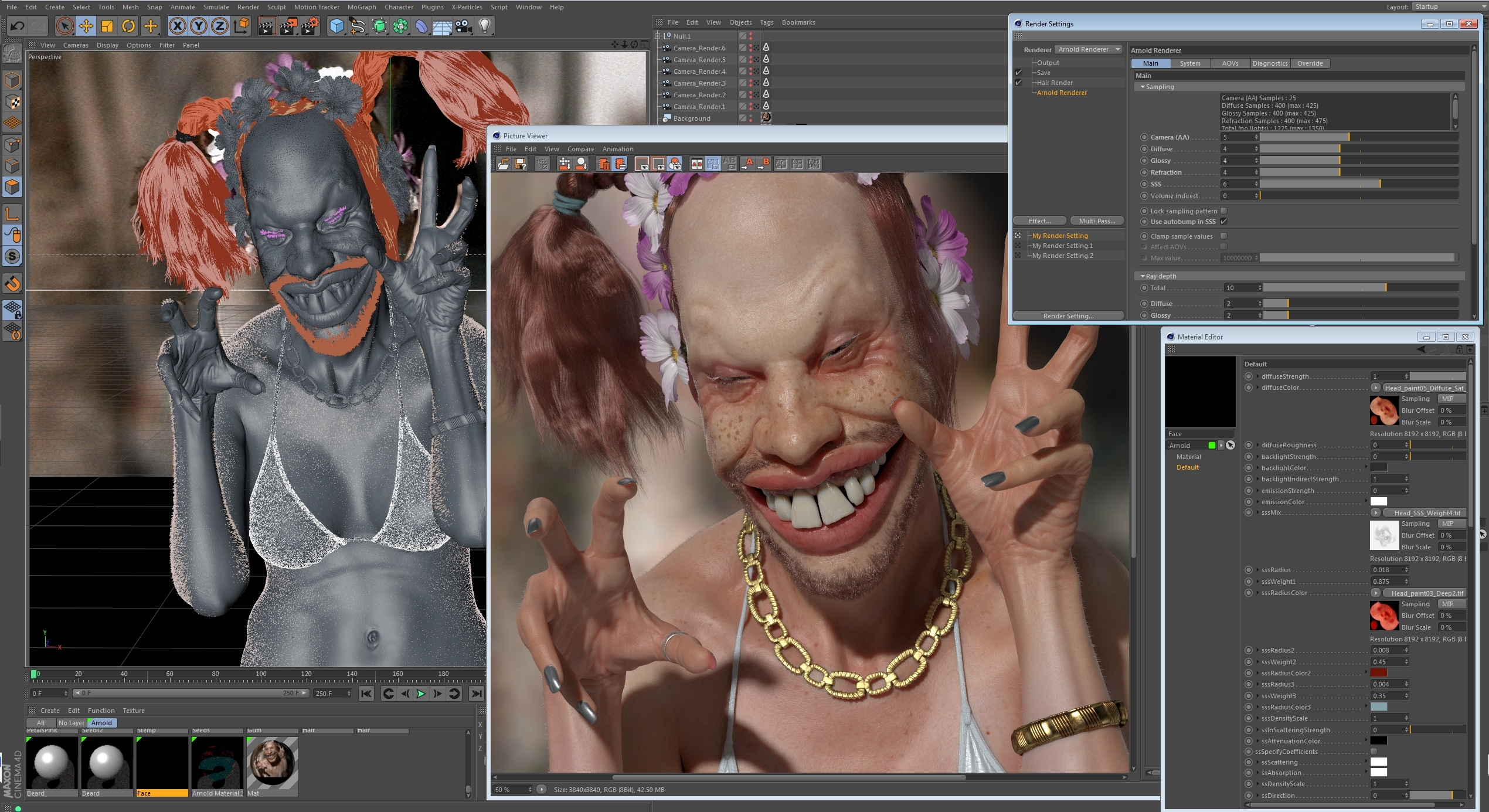 Arnold Renderer | Autodesk | Arnold for Cinema 4D Plug-in