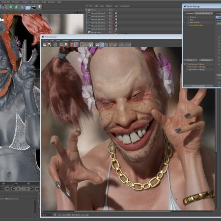 Arnold Renderer | Autodesk | Arnold for Cinema 4D Plug-in