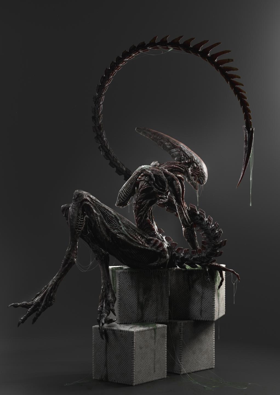 arnold renderer autodesk creature pinup