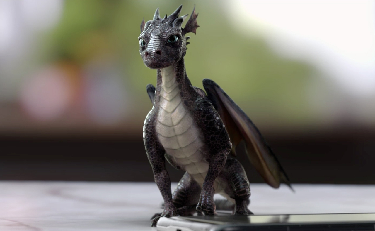 Solid Angle | Arnold Qualcomm Snapdragon Dragon