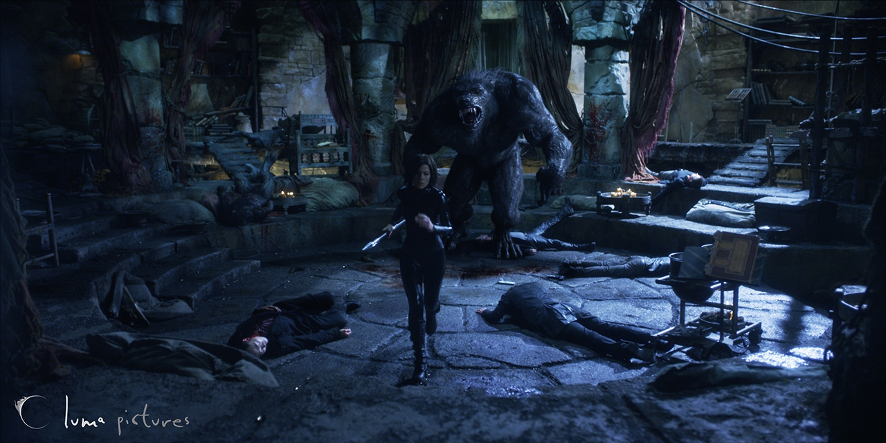 Underworld Awakening Lycan